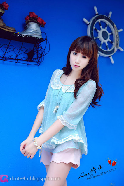 3 2012 autumn-Very cute asian girl - girlcute4u.blogspot.com