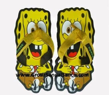 sandal sancu, sandal lucu, grosir sandal lucu sancu
