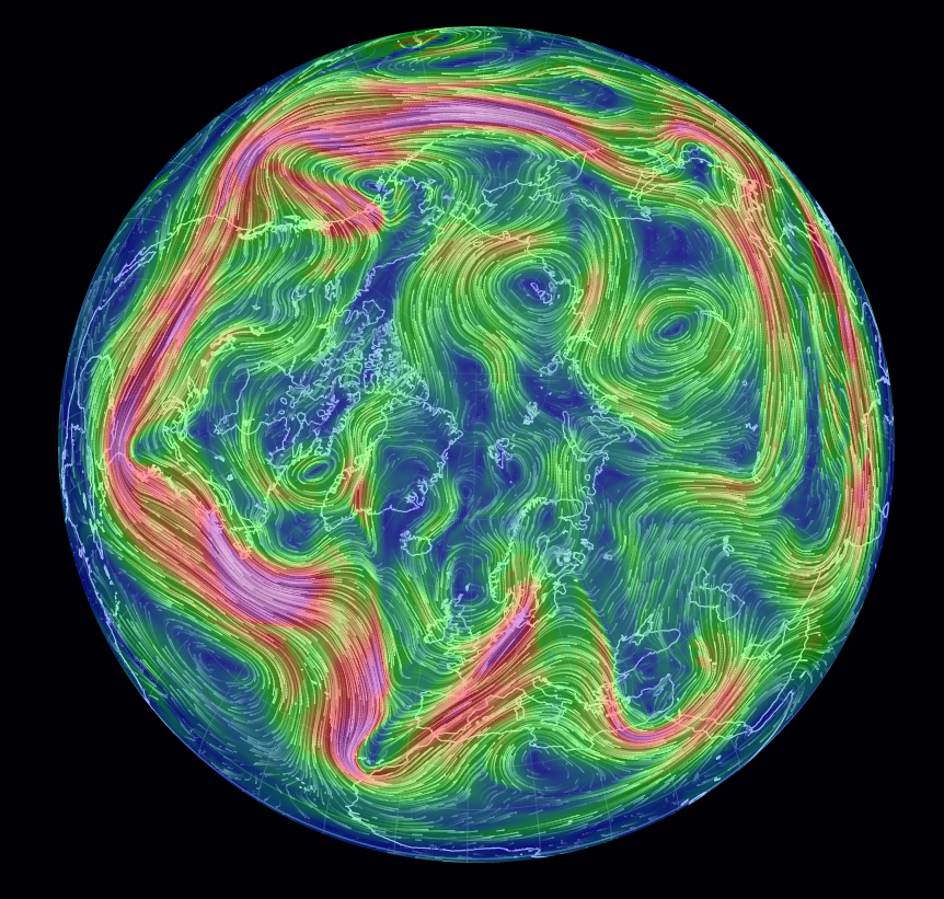 Apocalypse 4 Real - Global Methane Tracking: Meandering Jet ...