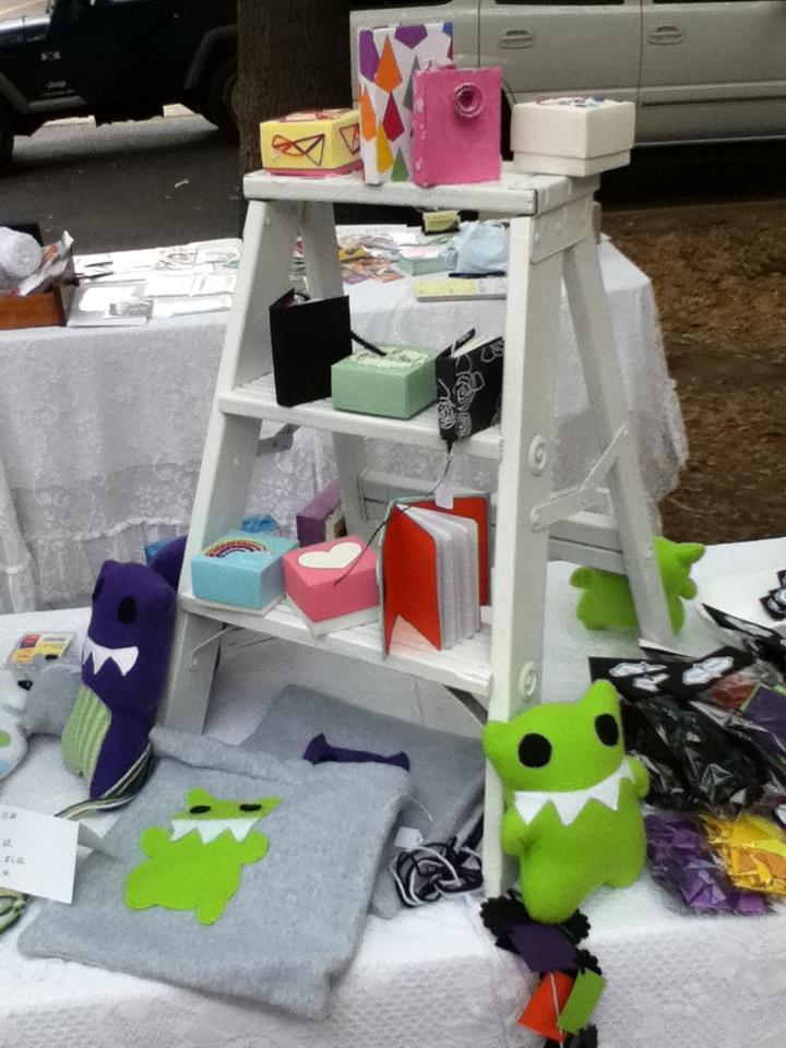 elisabeth nicole craft show display ideas. Black Bedroom Furniture Sets. Home Design Ideas