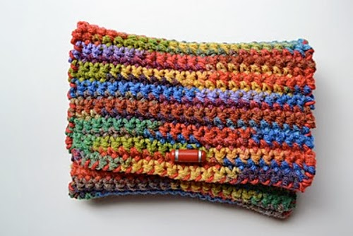 free crochet tool bag pattern
