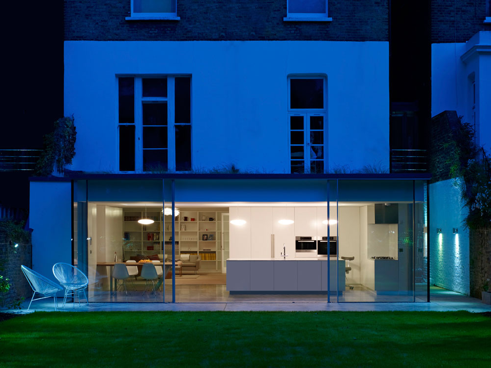 Austin house extension london coffey architects for Austin house