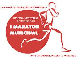 1 ER MARATON MUNICIPAL 2011