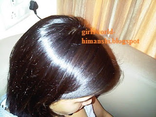 Girl S World Lush Caca Noir Henna Review