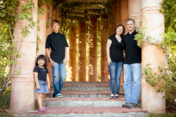 Family Photo Locations San Diego