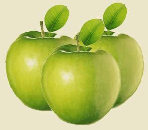 Imagenes de manzanas