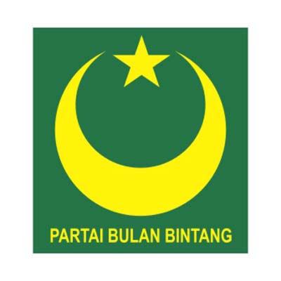 logo vector partai bulan bintang
