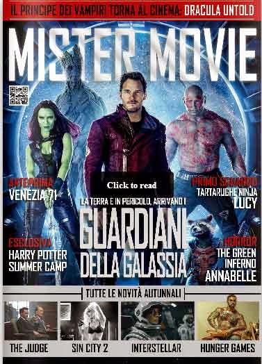 rivista mister movie