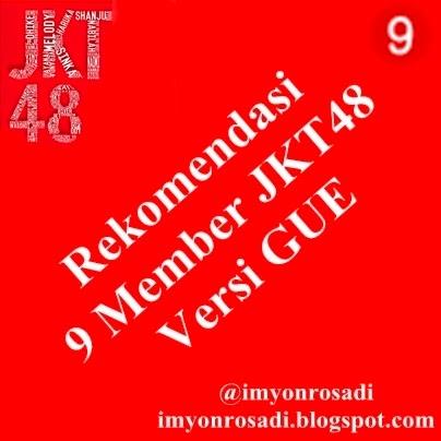 Rekomendasi Member JKT48