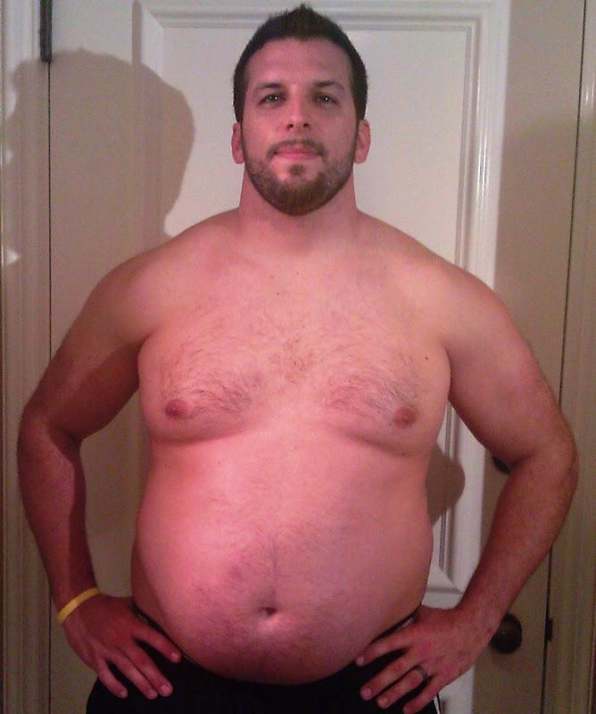 Fat Butt Man 115