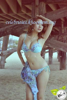 Cute show bikini