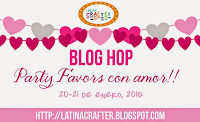 "Blog Hop ""Party Favors con Amor"