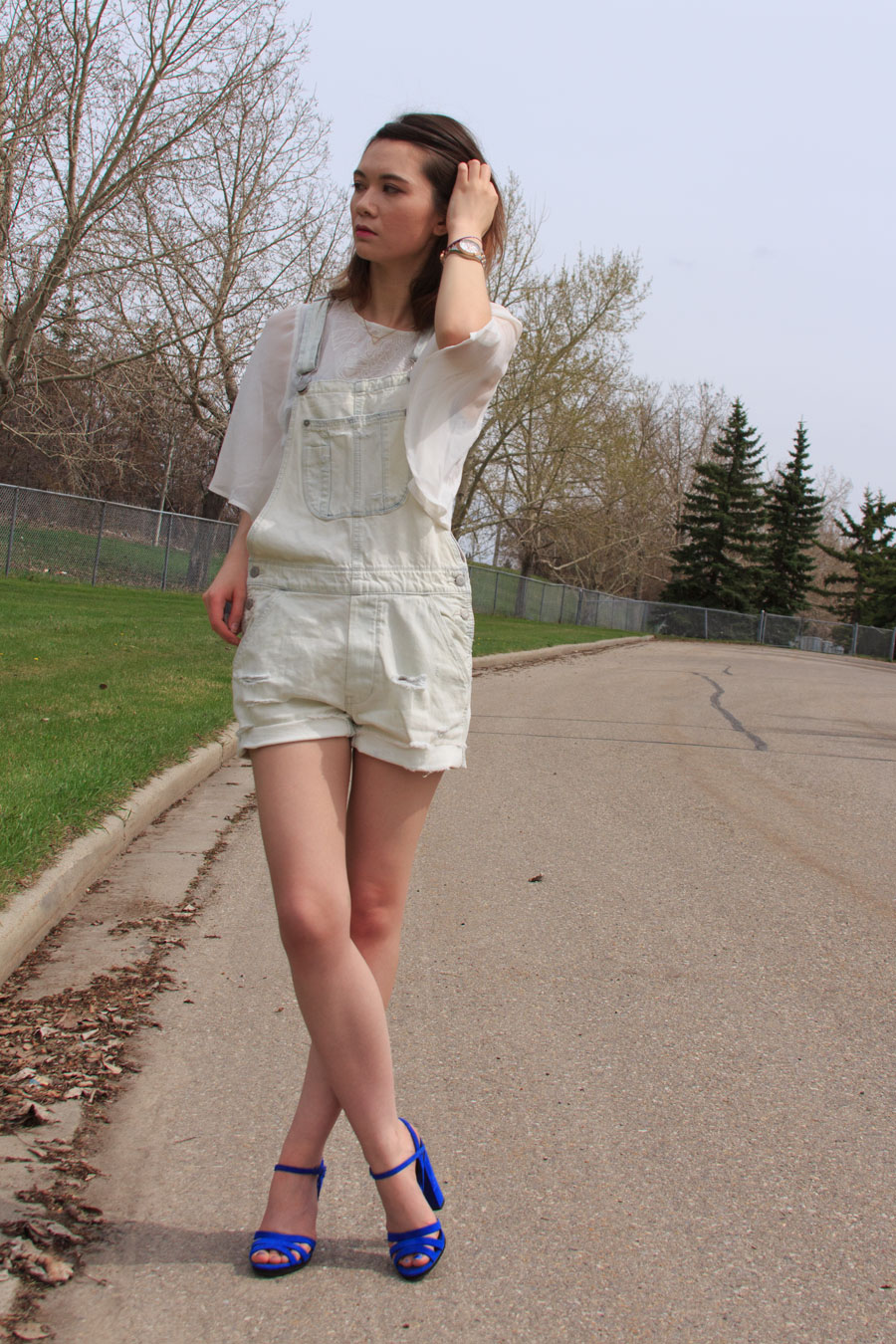 Overalls, spring fashion, summer fashion, Kimchi Blue, American Eagle, Zara, jumper, jumpsuit