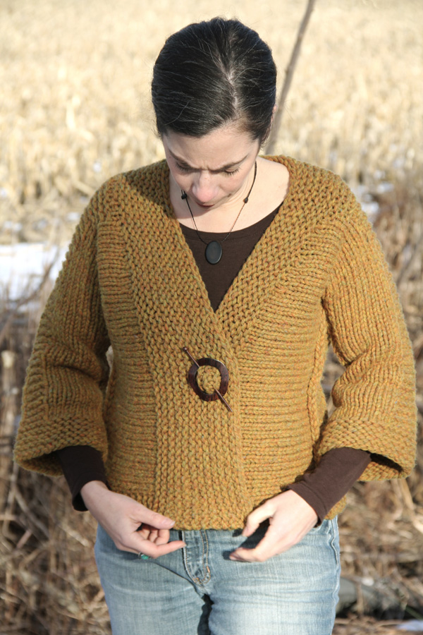 Nelkin Designs Blog: Novus Jacket: A Bulky Weight Sweater Pattern!