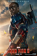 Sneak Peek at the Iron Patriot Armor (iron patriot armor)