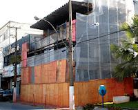 Sem interrupções, as obras de recuperação do Centro Administrativo Celso Dalmaso continuam a todo vapor