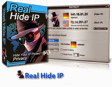 Free Download  Real Hide IP 4.4.3.6 incl Crack