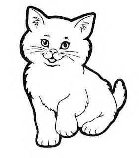 dicas de Desenhos de Gato
