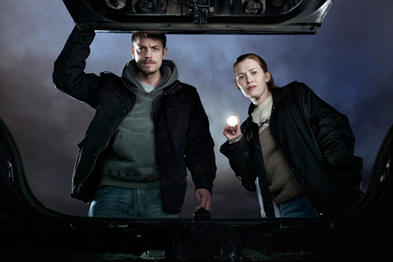 Recommended: THE KILLING