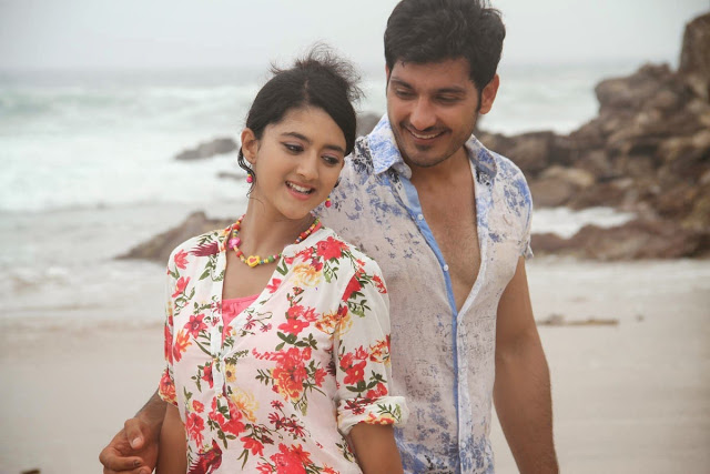 Shriya+Sharma+Ali+Reza in akudu Movie Latest Stills 3.jpg