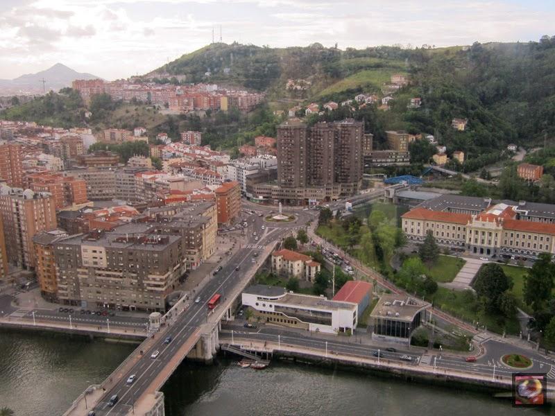 Bilbao desde la Torre Iberdrola