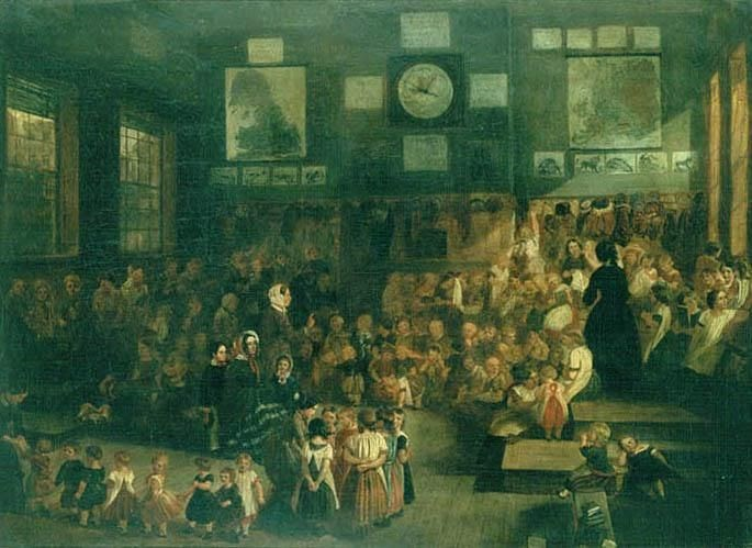 Eighteenth Century Birmingham Birmingham 39 S First Infant School