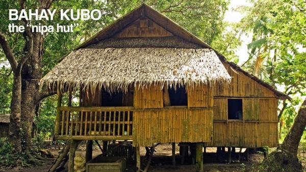 ang bahay kubo sinasabing pamabansang simbolo ng mga tahanan ng