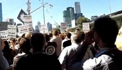 Δείτε πόσο εύκολα οι Αυστραλοί ξευτέλισαν τους φανατικούς ισλαμιστές που ζουν στη χώρα τους.(Βίντεο)