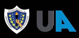 Logos Universidad del Atlántico Vectorizados
