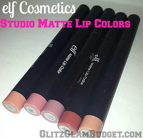 Drugstore Matte Lipsticks Swatches