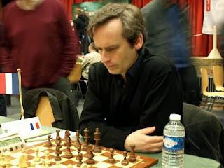 Échecs : le maître Arnaud Payen