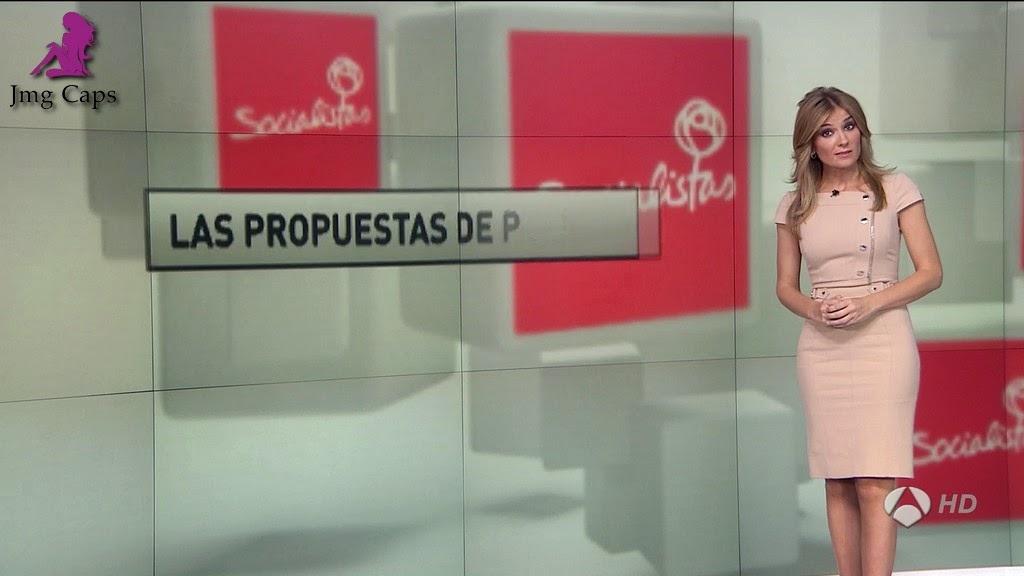 SANDRA GOLPE, ANTENA 3 NOTICIAS (02.10.14)