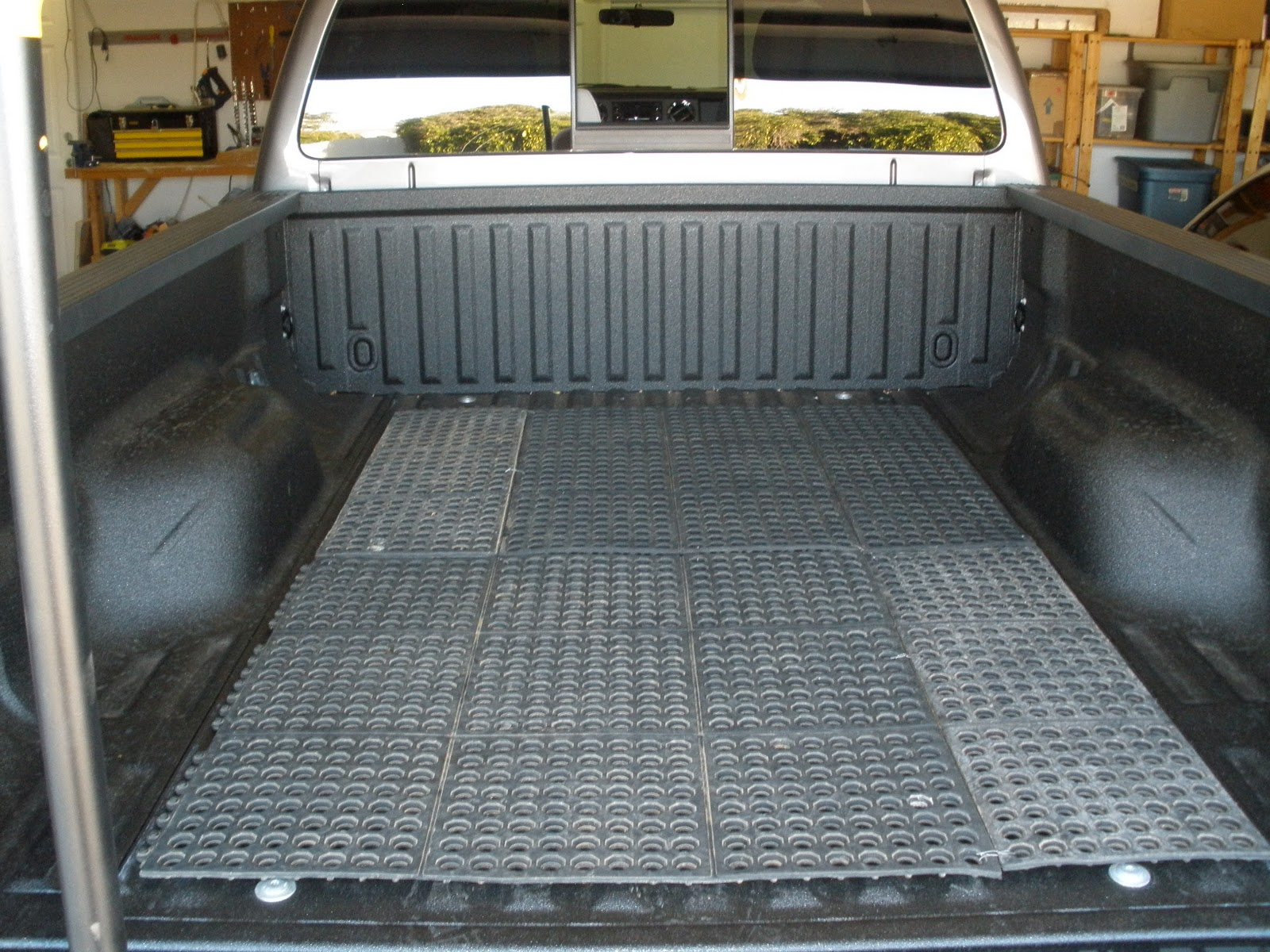Used Truck Bed Mat
