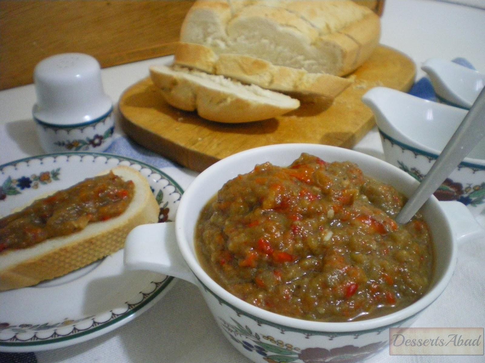 Ajvar, el guacamole de los Balcanes