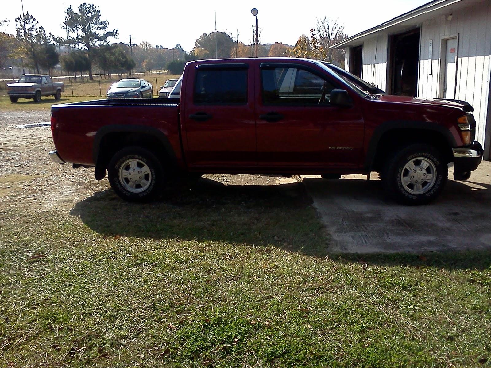 2007 Chevrolet Colorado LT 3.7 2WD, P0128 Code