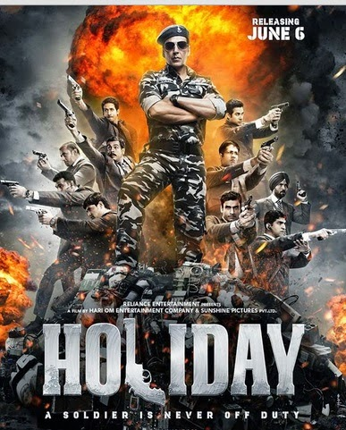 Holiday: A Soldier Is Never Off Duty (2014) Watch Online