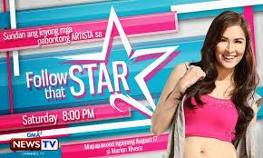"""Follow that Star"" offers showbiz fans a sneak peek into the daily lives of their favorite celebrities.   PART 1   PART 2"