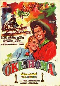 Oklahoma! (1955) Poster