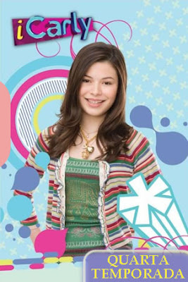 iCarly - 4ª Temporada Completa - HDTV Legendado