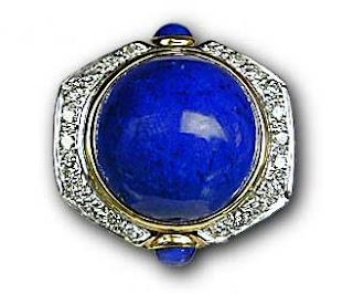 Lapis Lazuli Agate Metaphysical Properties
