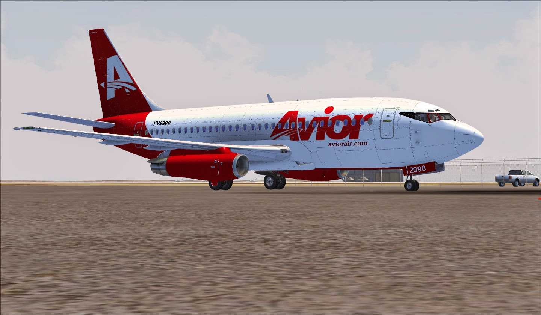 Comunidad de Aviación Venezolana Virtual (FSV)