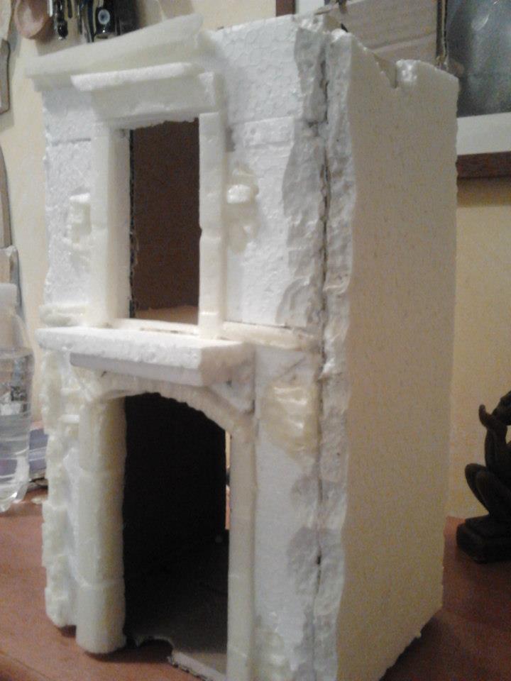 Come costruire un presepe con materiali di riciclo 1 for Come stimare i materiali da costruzione per la costruzione di case