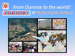 POSTCROSSING AT PADRE FEIJOO ZORELLE