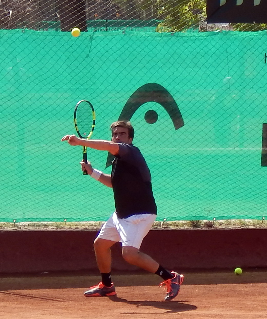 ITF SENIORS G1 COPA 105 AÑOS ANDINO - SE DEFINEN LAS SEMIS