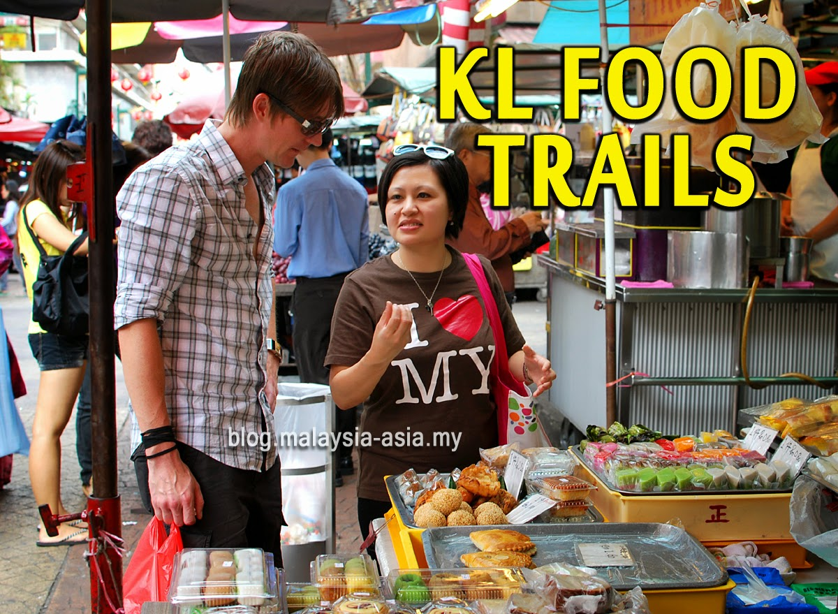 Food Trails in KL