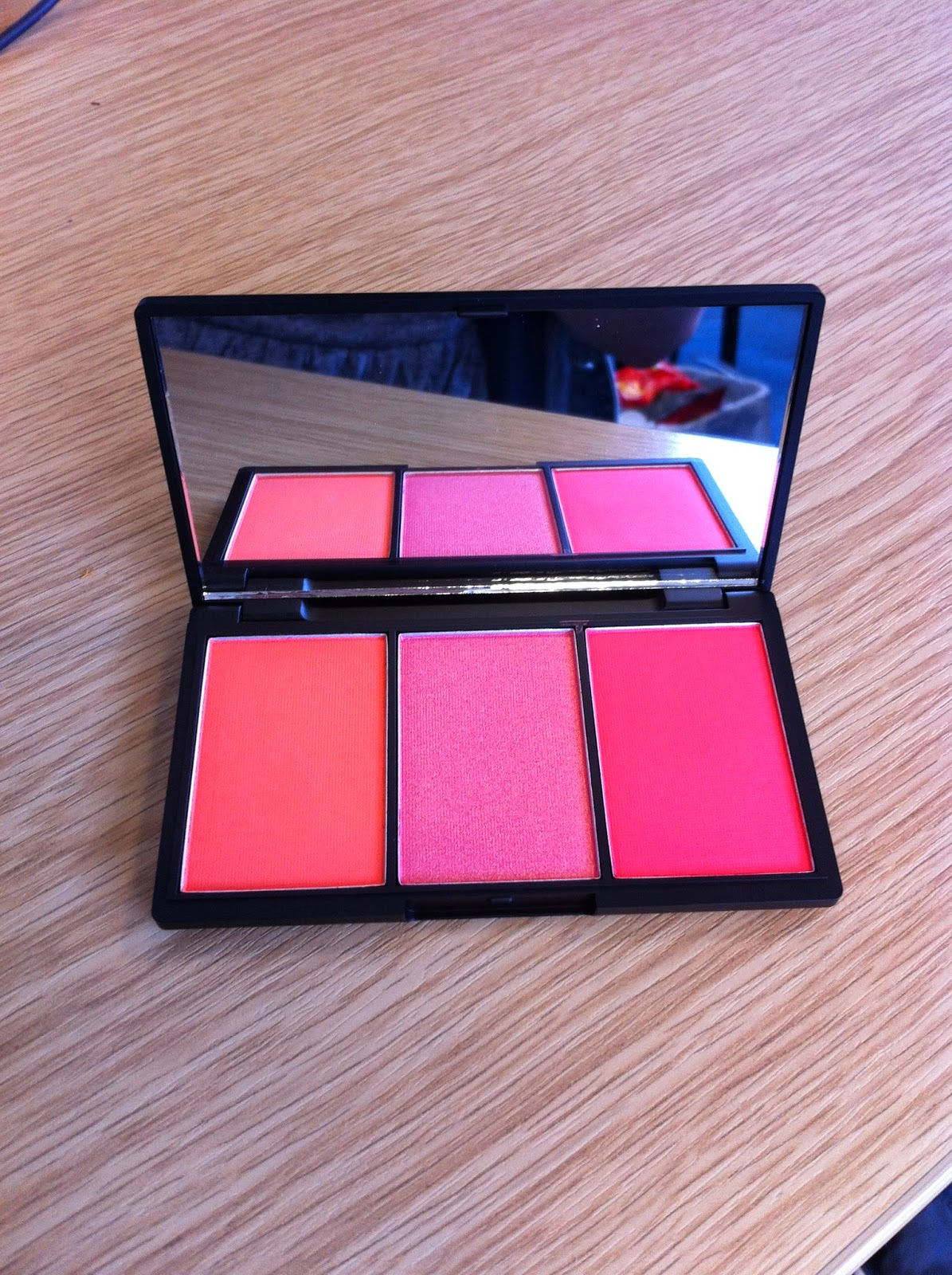 Sleek Lace Blush Palette