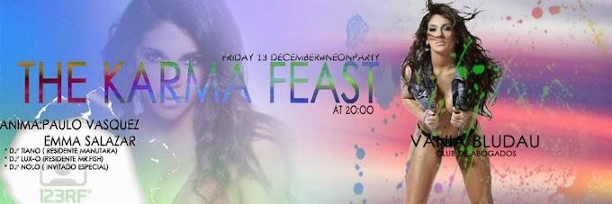 Vania Bludau en Arequipa: The Karma Fest - 28 diciembre