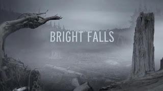 """Tela de abertura do """"seriado"""" Bright Falls"""