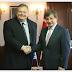 Yunanistan Başbakan Yardımcısı Ve Dışişleri Bakanı Venizelos Ülkemizi Ziyaret Etti