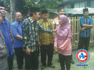 Kabupaten Bima Terima Bantuan 400 Unit Rumah Tak Layak Huni
